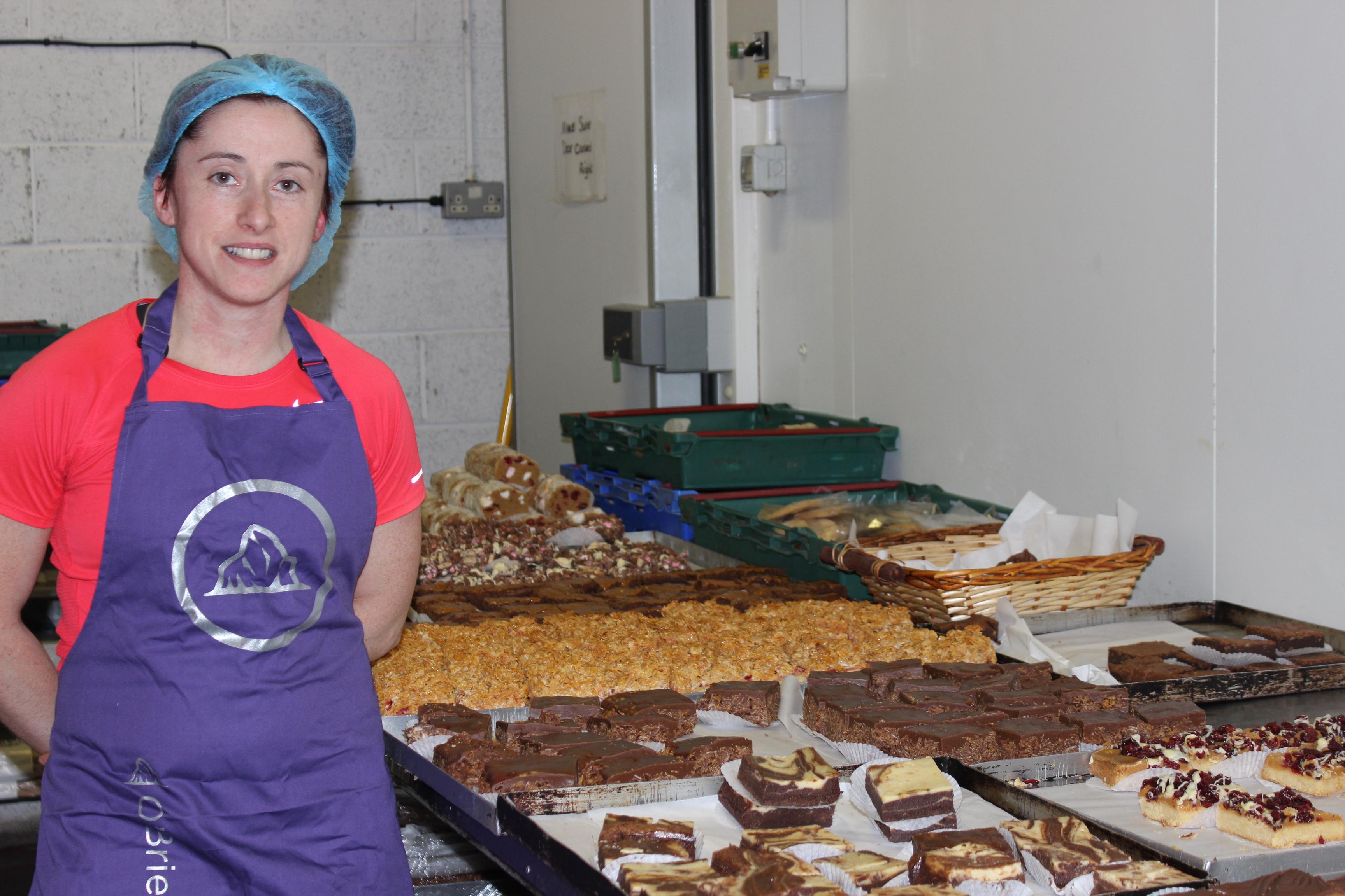Sue-Ellen from Just Desserts